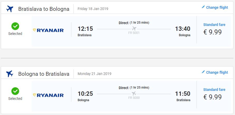Bologna z Bratislavy aj na predĺžený víkend. Spiatočné letenky už od 20 eur