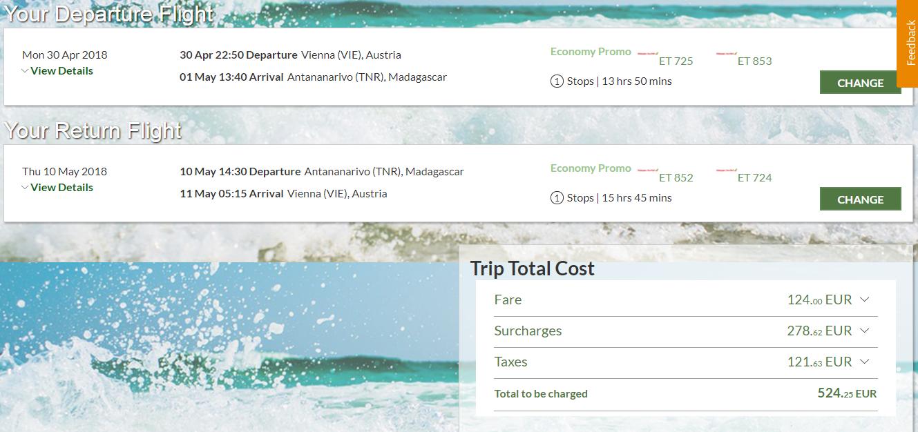 Exotický Madagaskar z Viedne s letenkami od 524 eur
