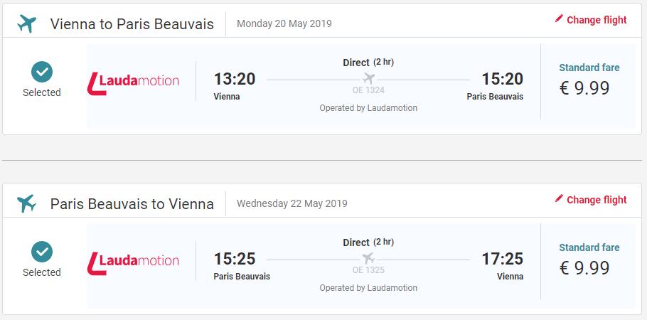 FRANCÚZSKO - Paríž z Viedne s letenkami už od 20 eur