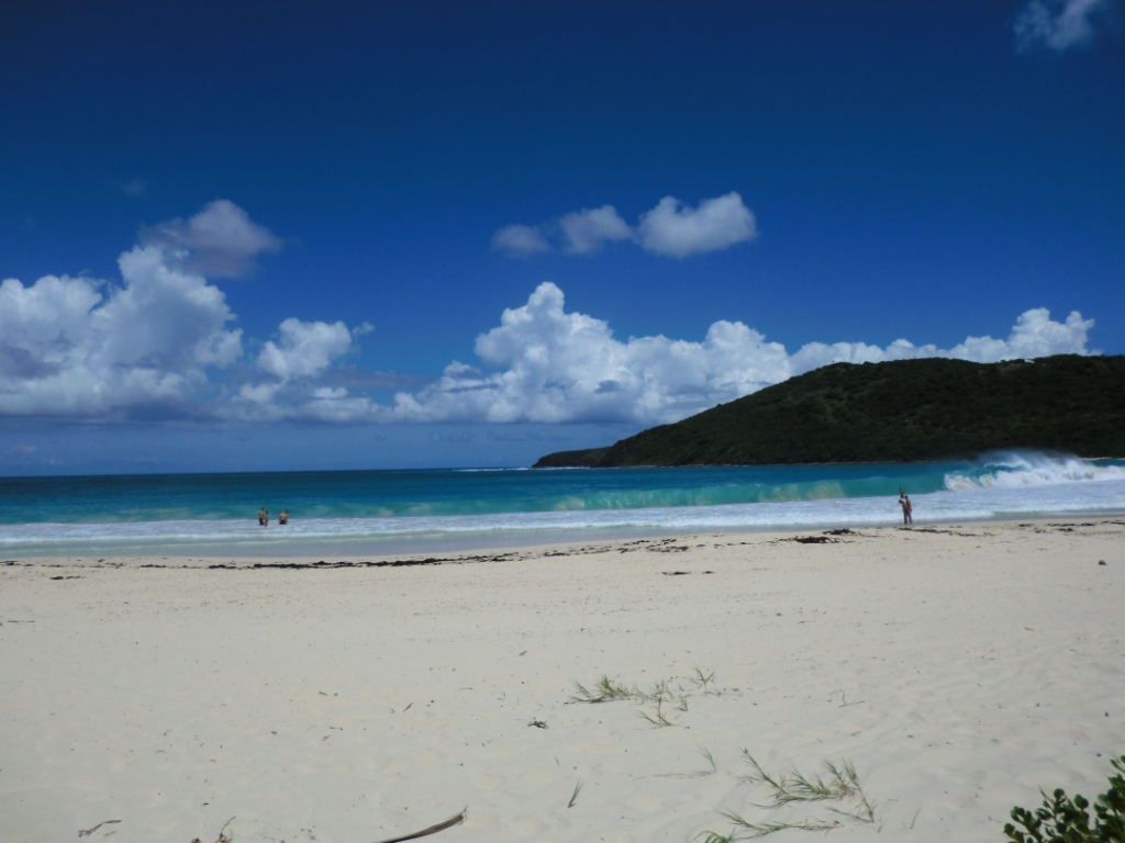 Flamenco beach je právoplatným členom v top desiatke najkrajších pláží sveta.