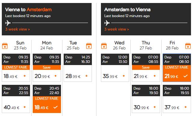 HOLANDSKO - Amsterdam z Viedne s letenkami od 40 eur