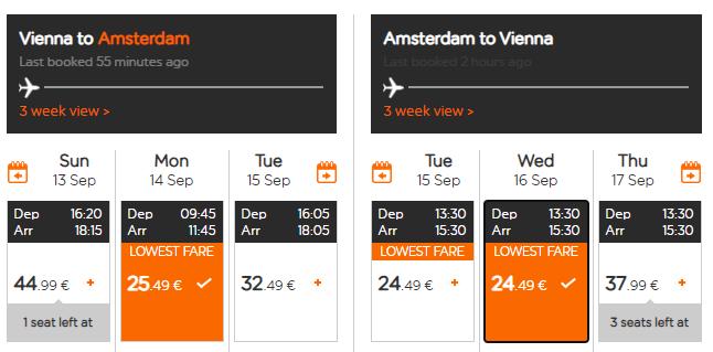 HOLANDSKO - Amsterdam z Viedne s letenkami od 50 eur