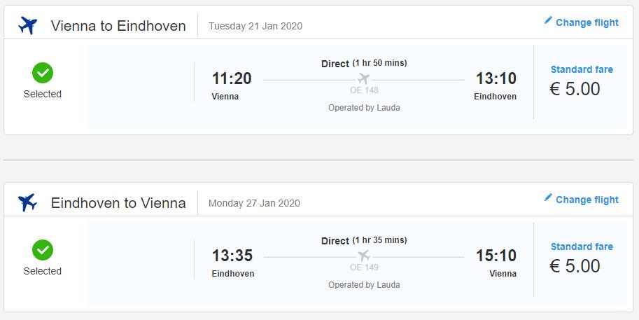 HOLANDSKO - Eindhoven z Viedne s letenkami od 10 eur