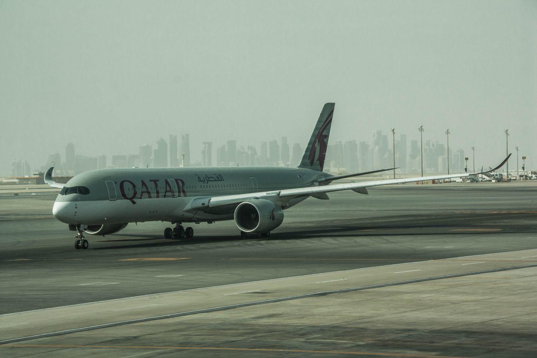 Hamad International airport - Doha