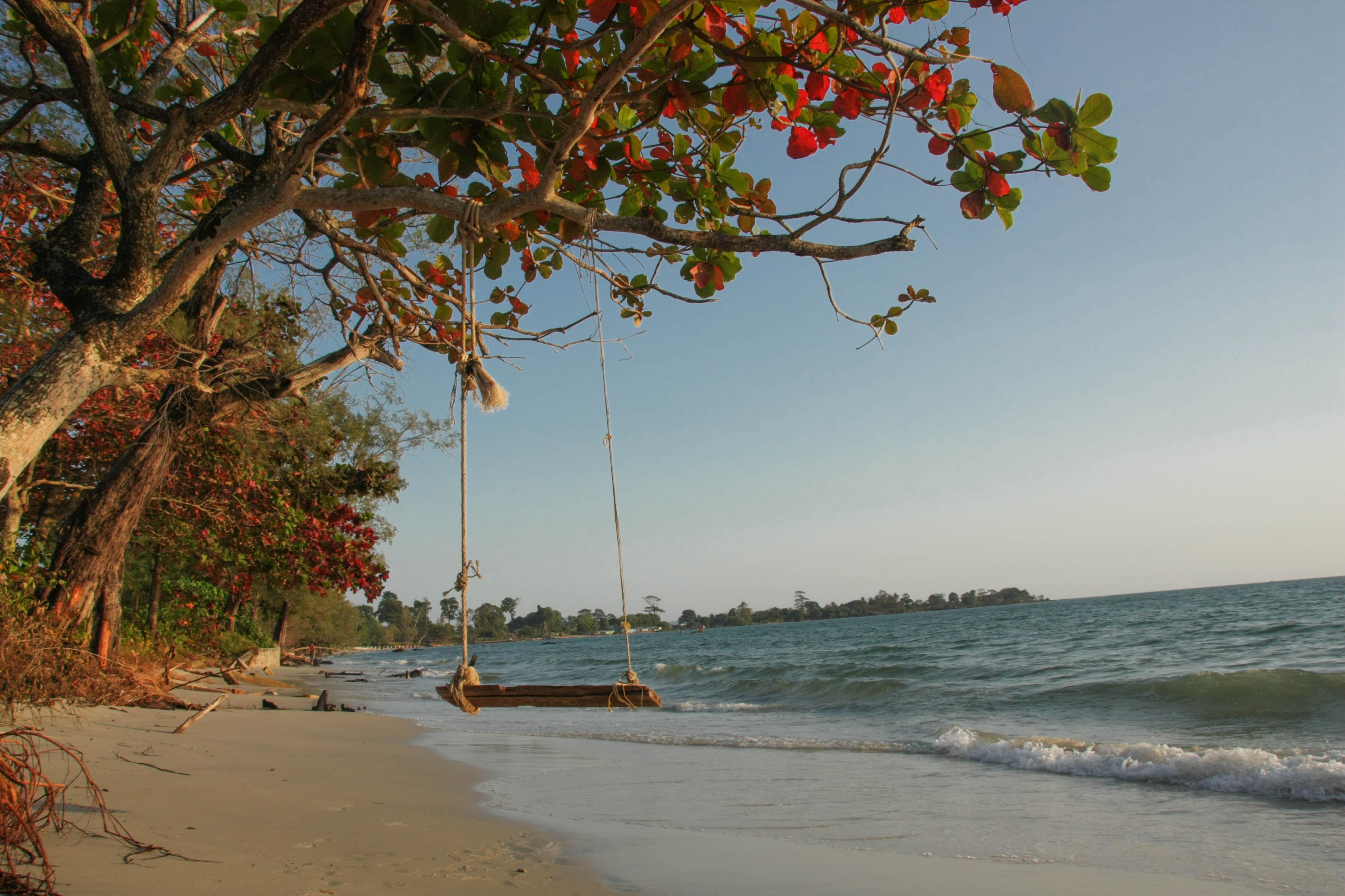 Independence beach Sihanoukville.