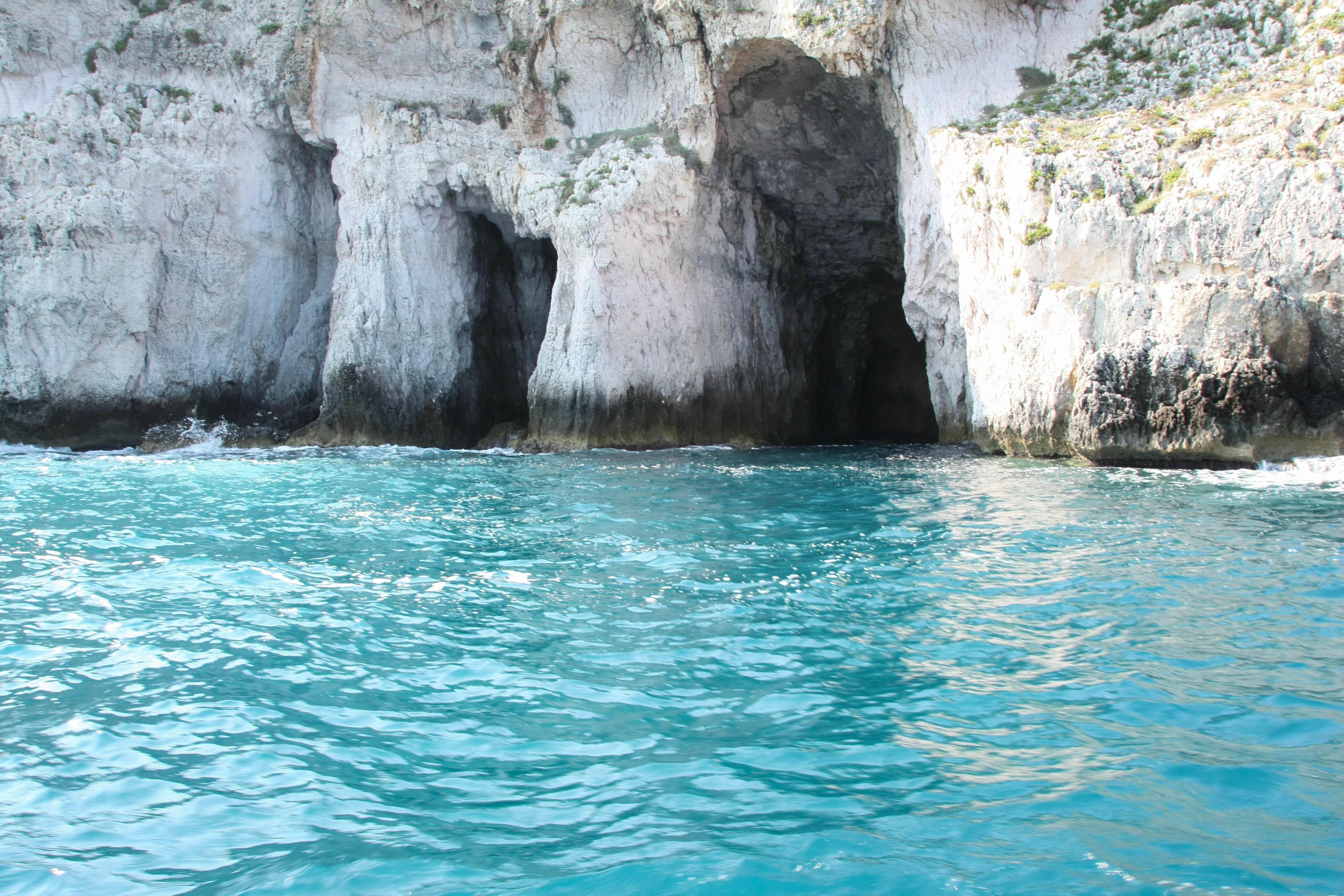Jaskyne v okolí Syrakúz
