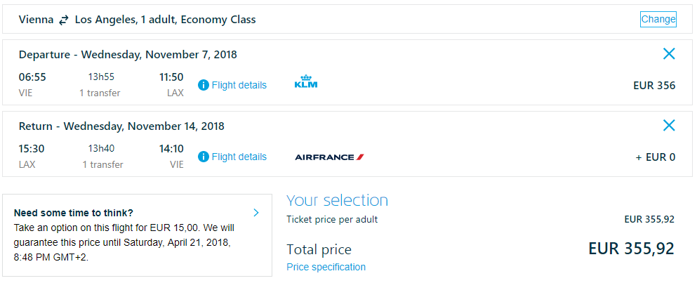 KALIFORNIA - Los Angeles z Viedne s letenkami od 356 eur