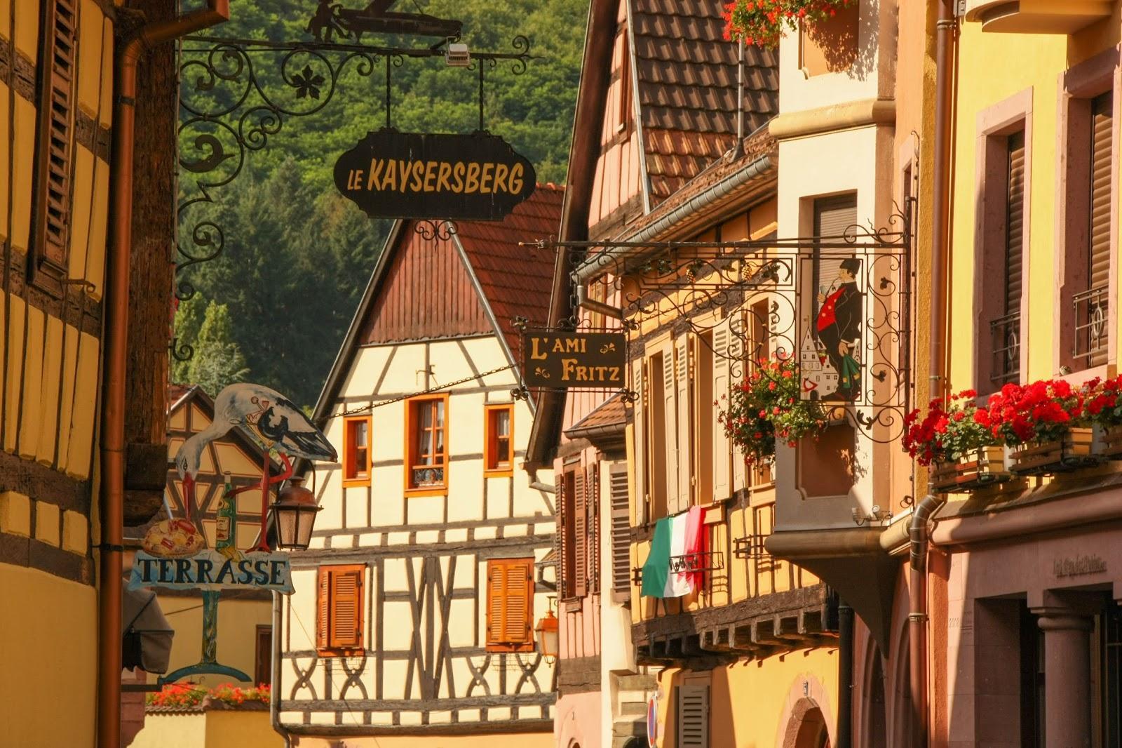 Kaysersberg - Alsasko