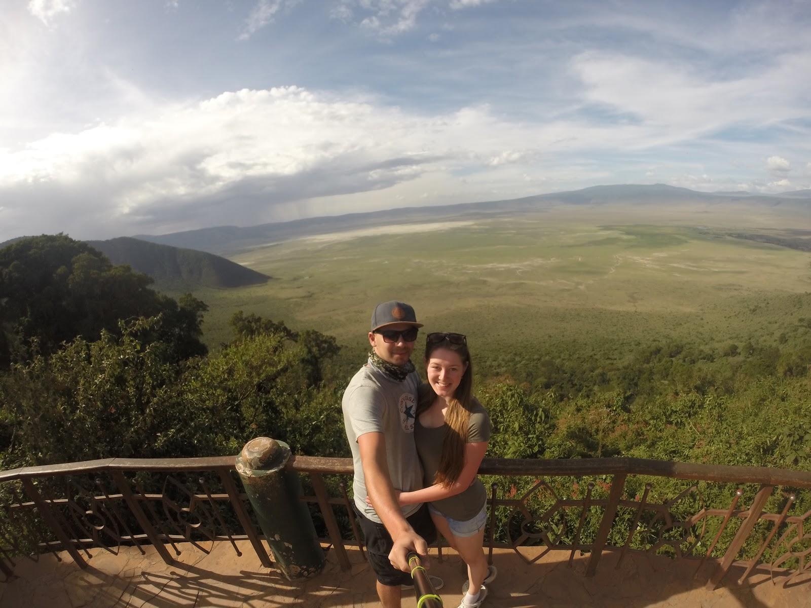 Kráter Ngorongoro
