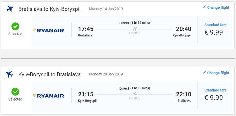 Kyjev z Bratislavy s letenkami už od 20 eur