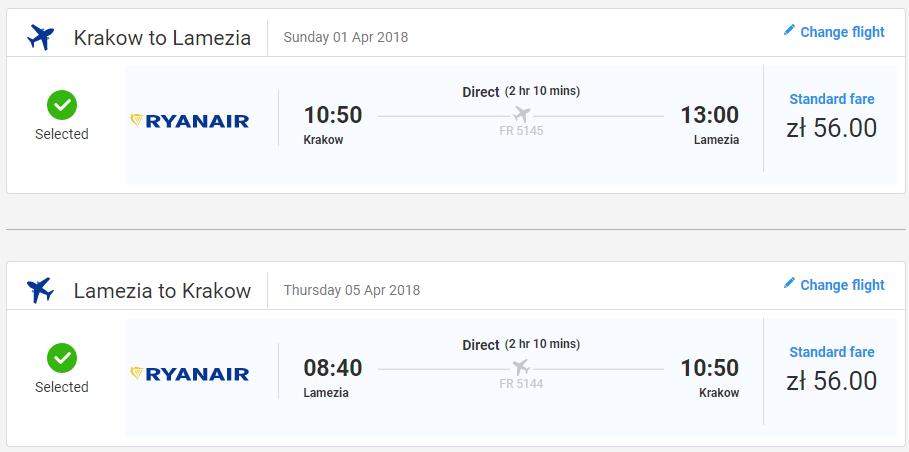 Lamezia Terme počas jari s letenkami od 26 eur