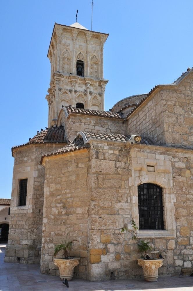 Larnaka - katedrála sv.Lazara