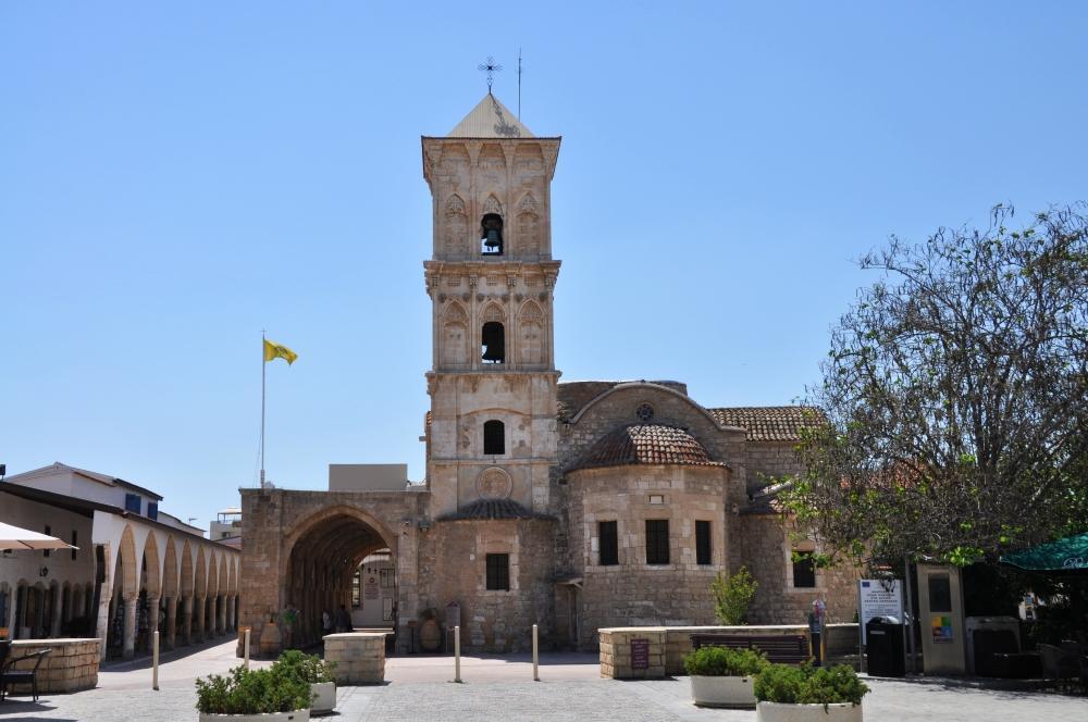 Larnaka - katedrála sv.Lazara je pútnickym miestom
