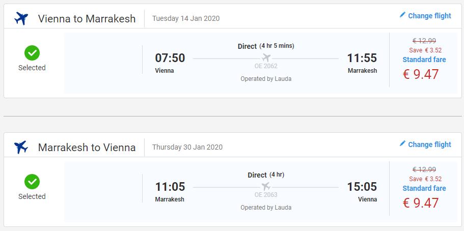 MAROKO - Marakéš z Viedne s letenkami od 19 eur