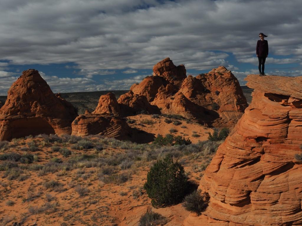 Mala, velka adventura v Coyote buttes v Arizone