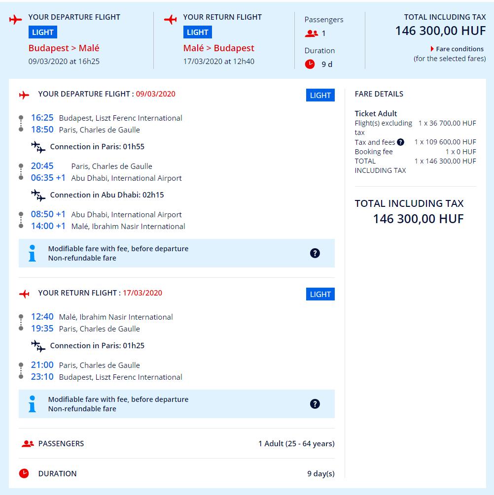 Maldivy z Budapešti s letenkami od 437 eur