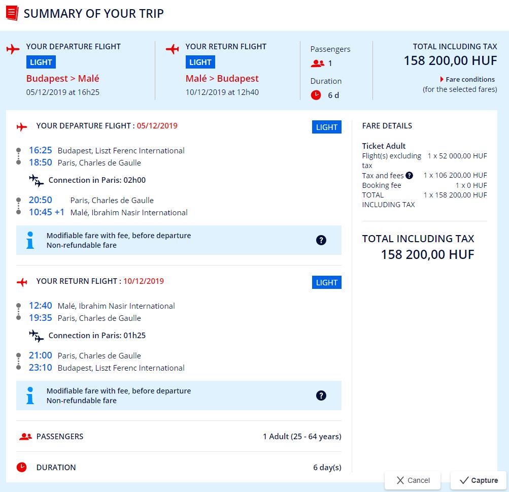 Maldivy z Budapešti s letenkami od 469 eur