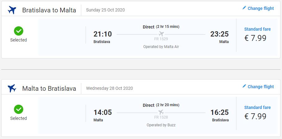 Malta počas jesene. Letenky z Bratislavy už od 16 eur