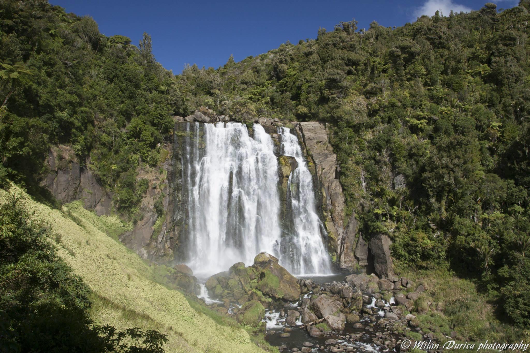 Morokopa Falls