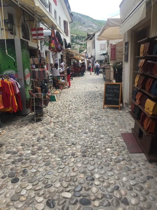 Mostar - staré mesto