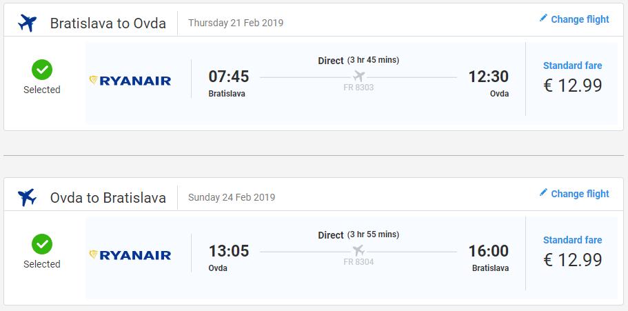 Na predĺžený víkend k Červenému moru. Letenky z Bratislavy do Eilatu už od 26 eur