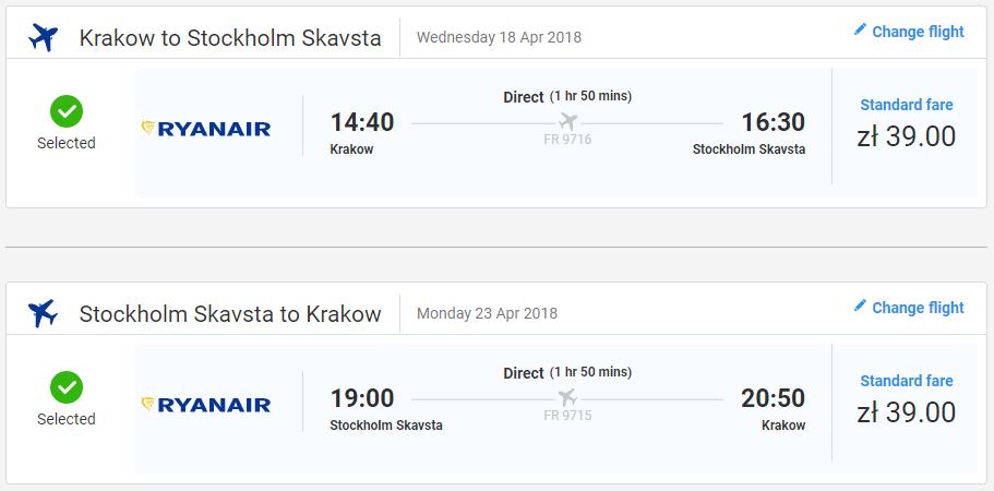 Nielen na predĺžený víkend do Štokholmu. Spiatočné letenky už od 19 eur