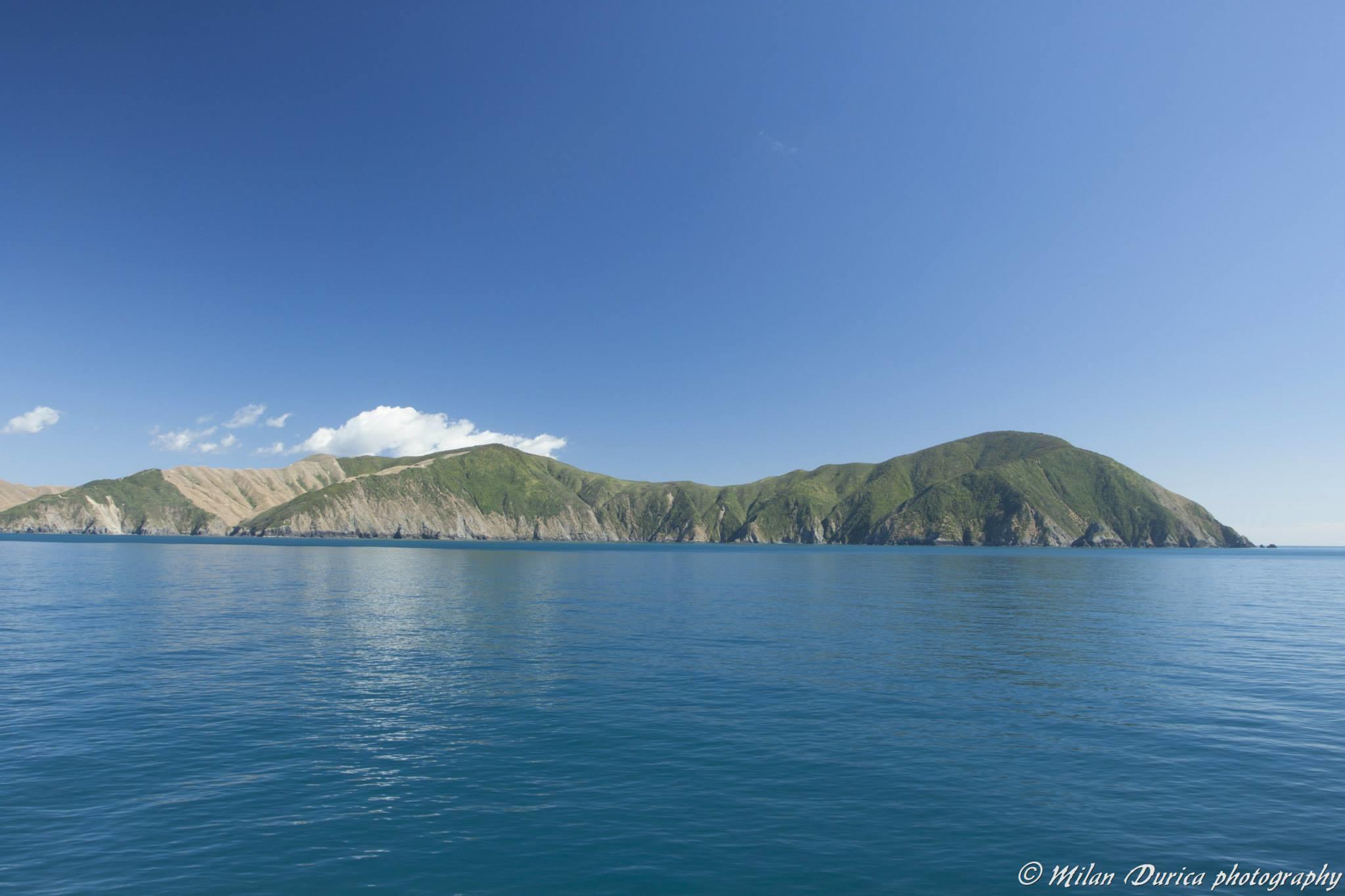 Plavba na južný ostrov