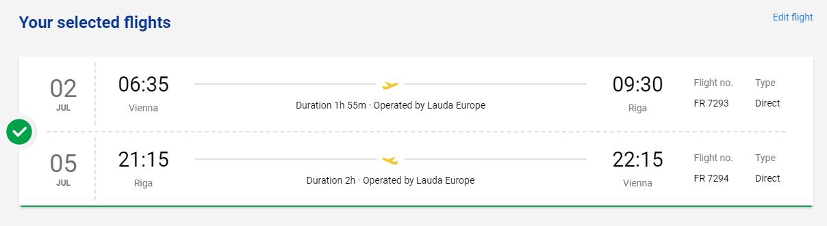 Prázdninová Riga z Viedne s letenkami aj na víkend už od 16 eur