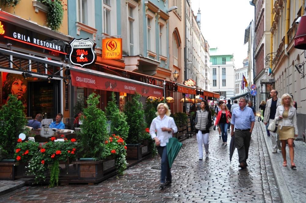 Riga - v starom meste
