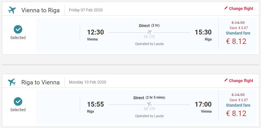 Riga z Viedne aj na predĺžený víkend s letenkami od 16 eur