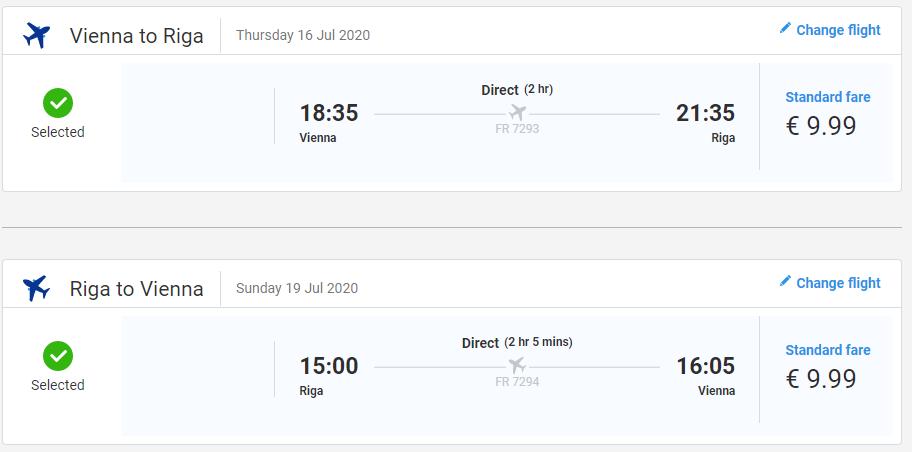 Riga z Viedne aj na predĺžený víkend s letenkami od 20 eur