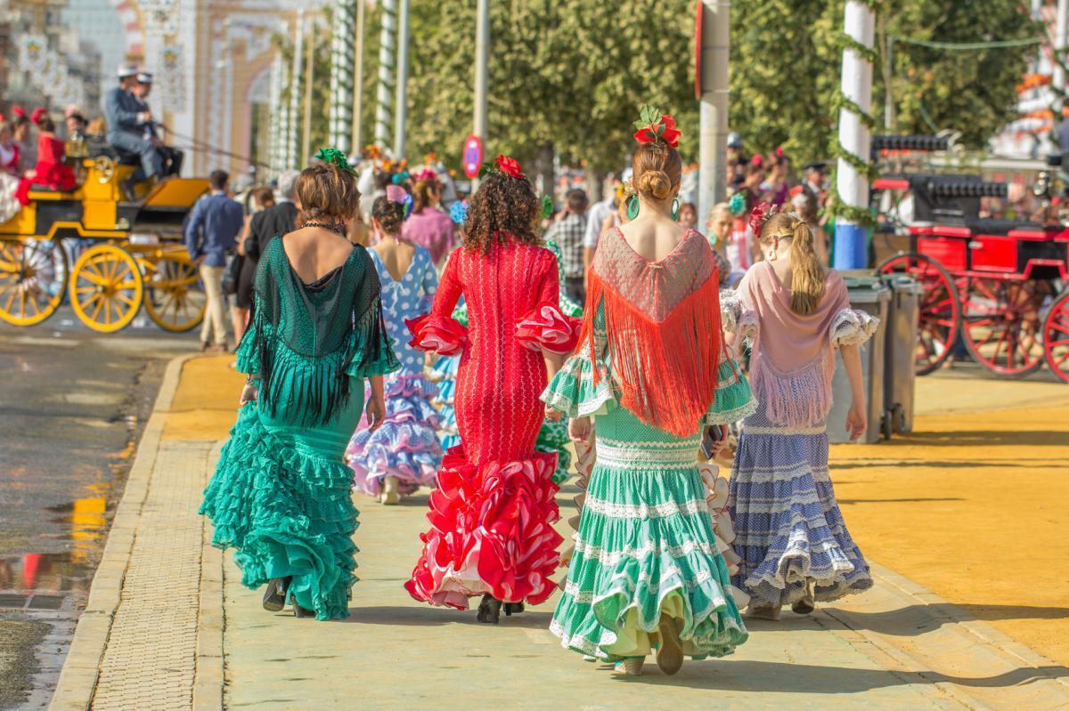 Sevilla - Feria de Abril