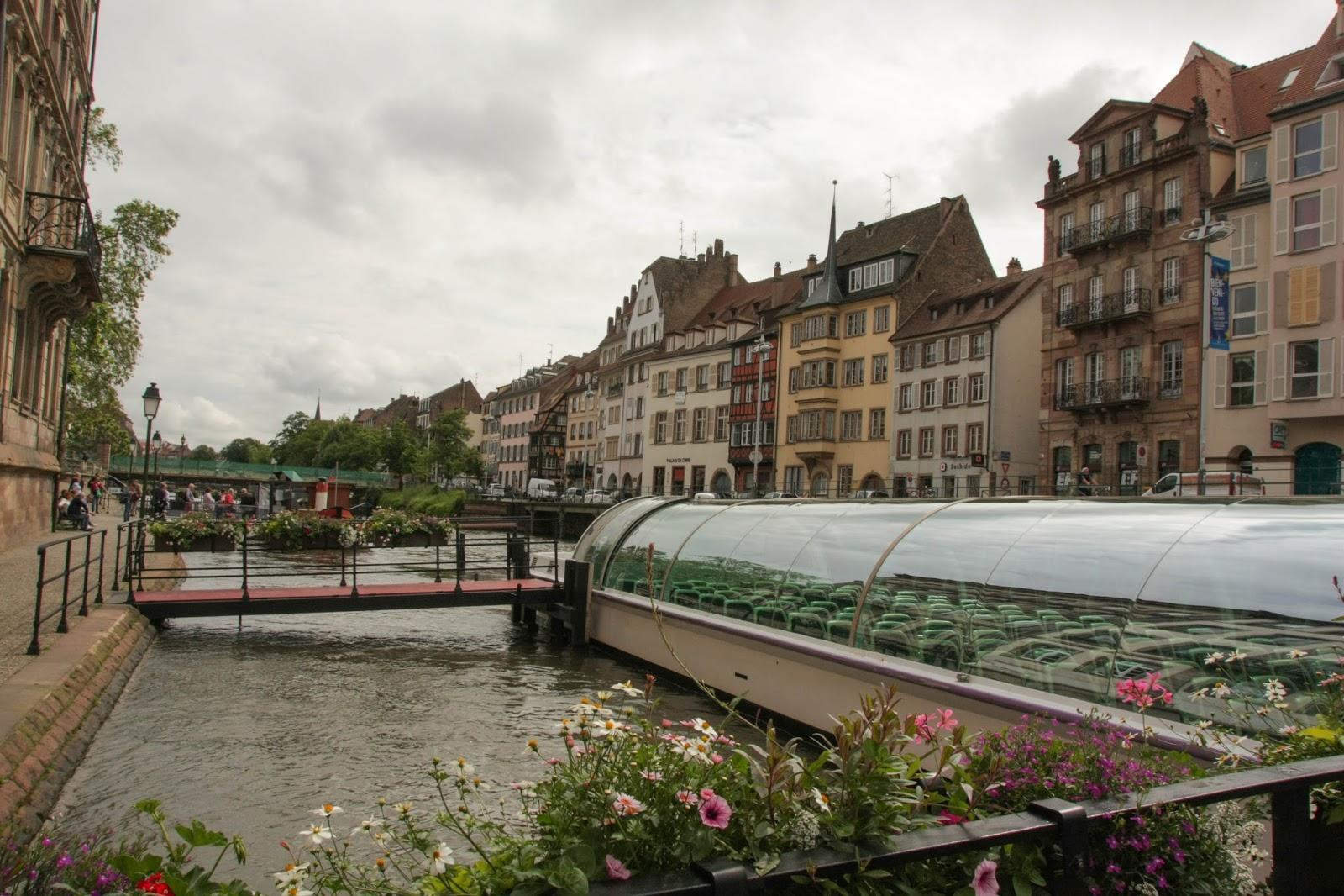 Strasbourg - Batorama - výletná loď