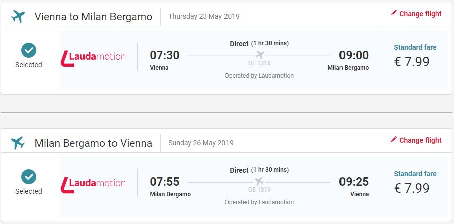 Talianska Lombardia na predĺžený víkend. Spiatočné letenky z Viedne do Bergama od 16 eur