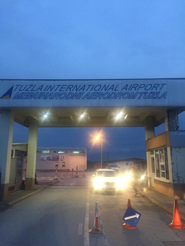 Letisko Tuzla