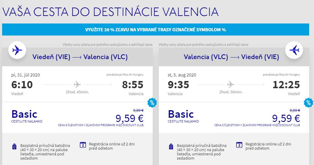Valencia cez letné prázdniny s letenkami z Viedne už od 19 eur