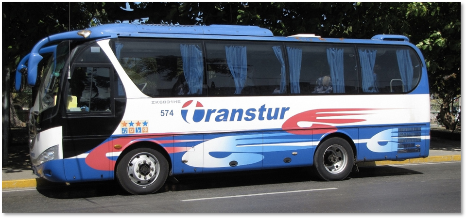 Autobusy Transtur