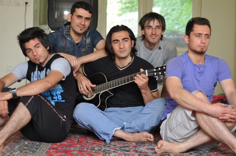 Správna päťka v iránskom Tabrize.