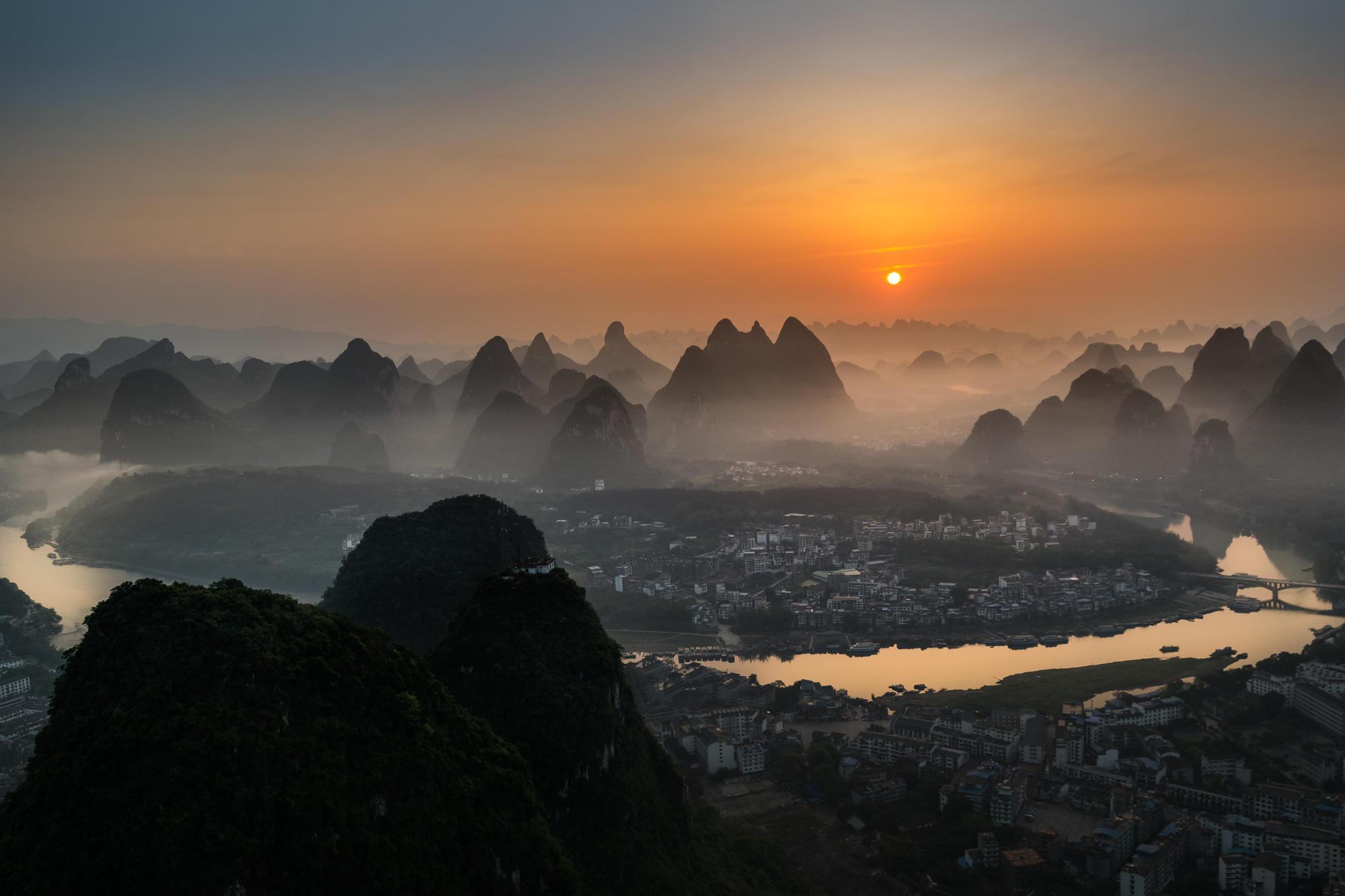 Čína - foto Pavel Dvořák