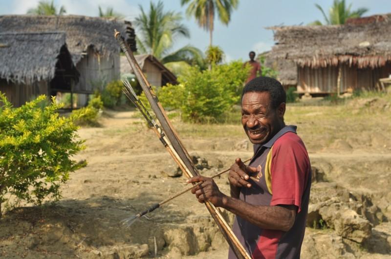 Papua-Nová Guinea v humornom duchu  zaplať alebo...